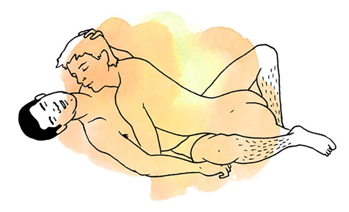 Eşcinsel Erkekler (Geyler) Nasıl Seks Yapar?